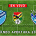 【En Vivo】Bolívar vs. Sport Boys - Torneo Apertura 2019