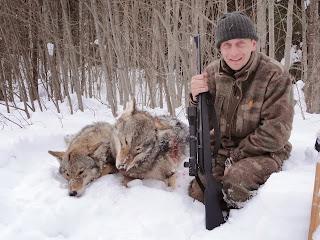 А. Берсенев на охоте