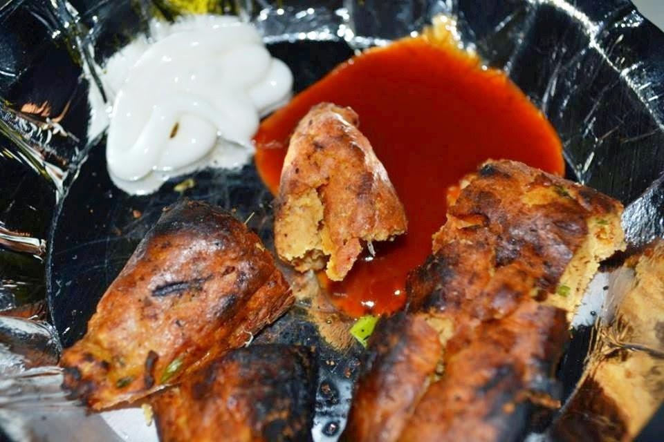 Foodaholix Maama Chicken Seekh