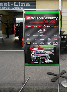 WILSON SECURITY ADVERTISING