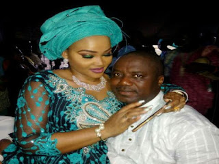 like churchill, Lanre Gentry is also through With Mercy Aigbe