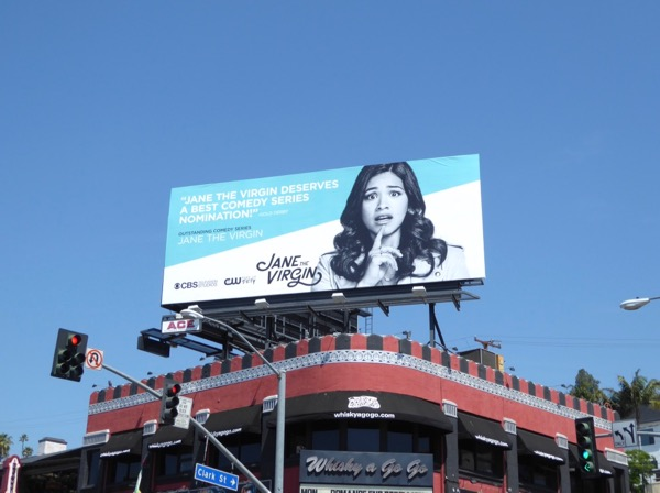 Jane the Virgin 2017 Emmy FYC billboard