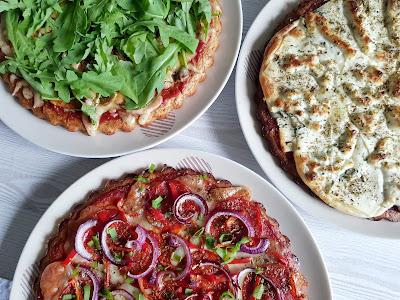 Pizza w 3 pysznych wersjach