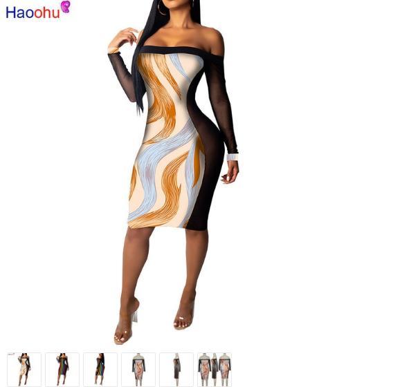 Black Strapless Dress - Yellow Tight Dress - Cheap Womens Plus Size Clothing Online
