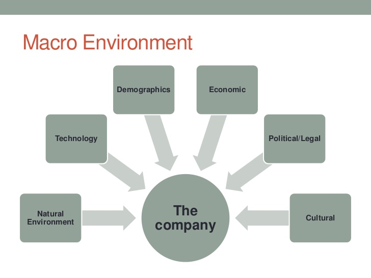 effect of macro business environment The study confirms that the social and economic situation of  figure 1 macro  and micro-environmental factors which influence location decisions of companies.