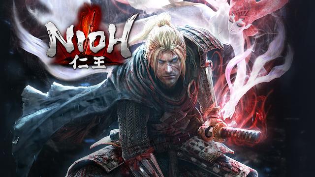 Llegarán dos nuevos DLC a Nioh en marzo y abril