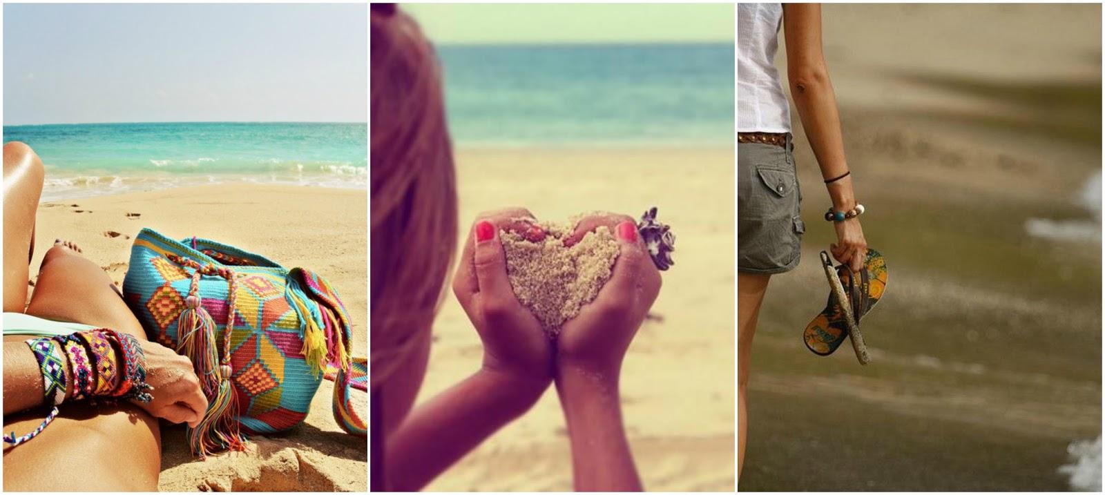 Inspiração: Fotos Na Praia