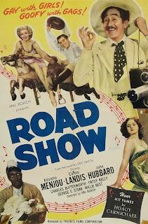 Carole Landis Road Show