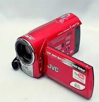 Jual Handycam – JVC GZ-MS100RAG Bekas