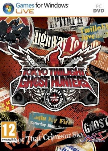 Tokyo Twilight Ghost Hunters Daybreak: Special Gigs PC Full