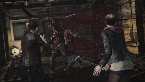 Resident Evil Revelations 2 PC Full Version Screenshot 3