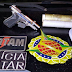Homem com 11 mandatos de prisão é preso com arma de fogo em Ceilândia