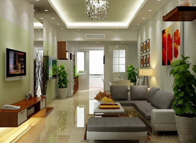 Chọn hướng căn hộ chung cư hợp phong thủy