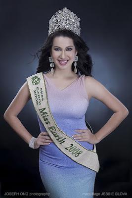Miss Earth 2008 Karla Henry