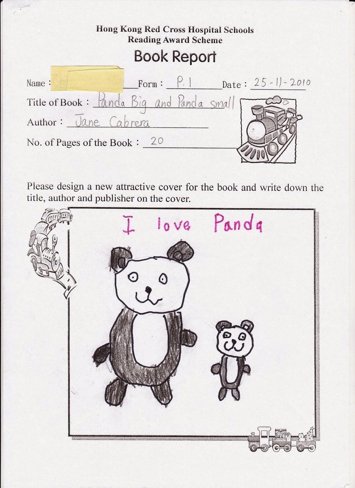 香港紅十字會醫院學校: Panda Big and Panda Small
