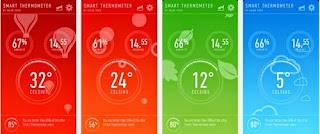 Smart thermometer - Aplikais suhu