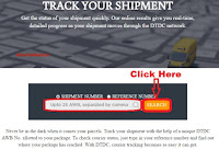 how to track my dtdc consignment