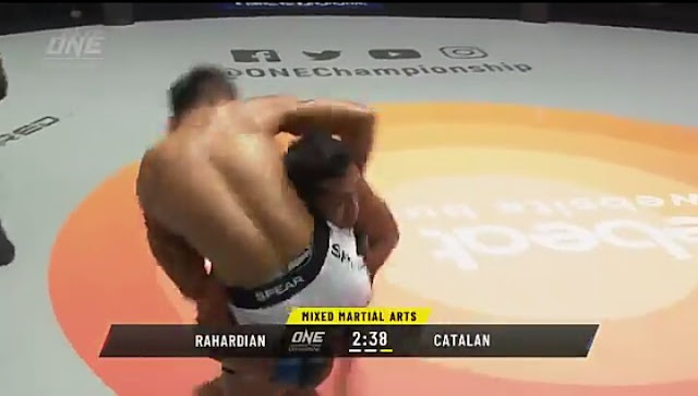 Robin Catalan🇵🇭 def. Stefer Rahardian via Unanimous Decision