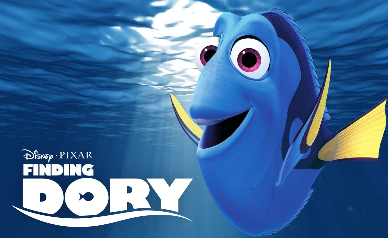 Finding Dory movie - Finding Nemo 2 movie