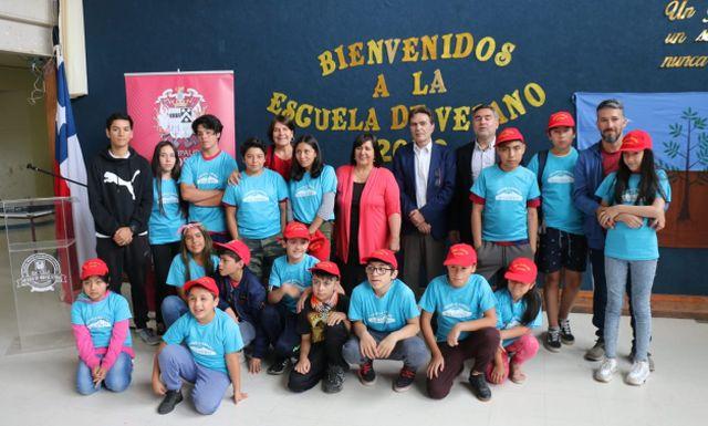 Escuelas de Verano Osorno 2020