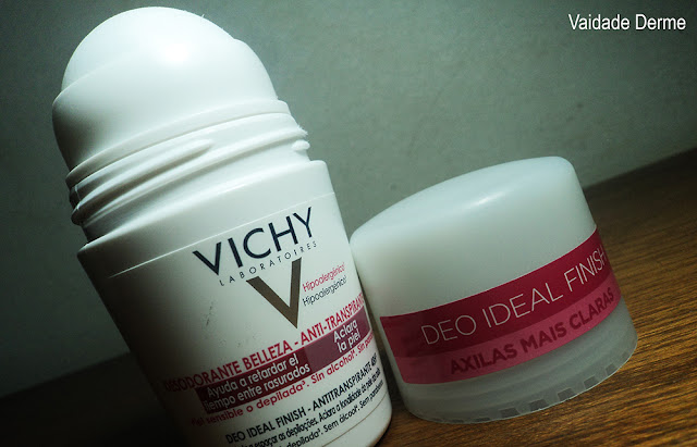 Vichy Deo Ideal Finish 48h Desodorante