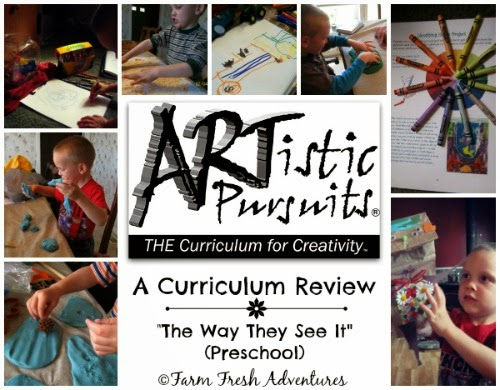 ARTistic Pursuits Art Curriculum