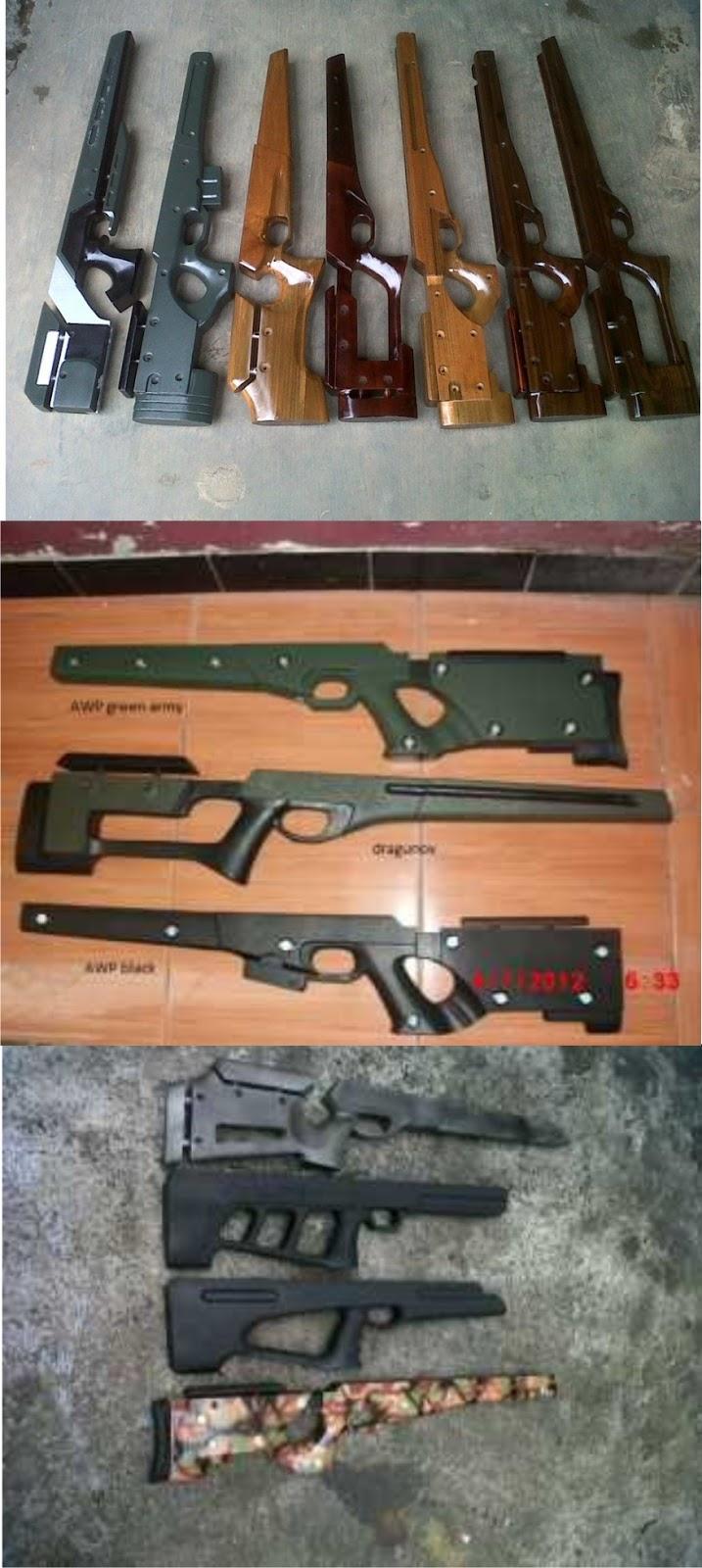 Model Popor senapan Angin keren - INDOHUNTER