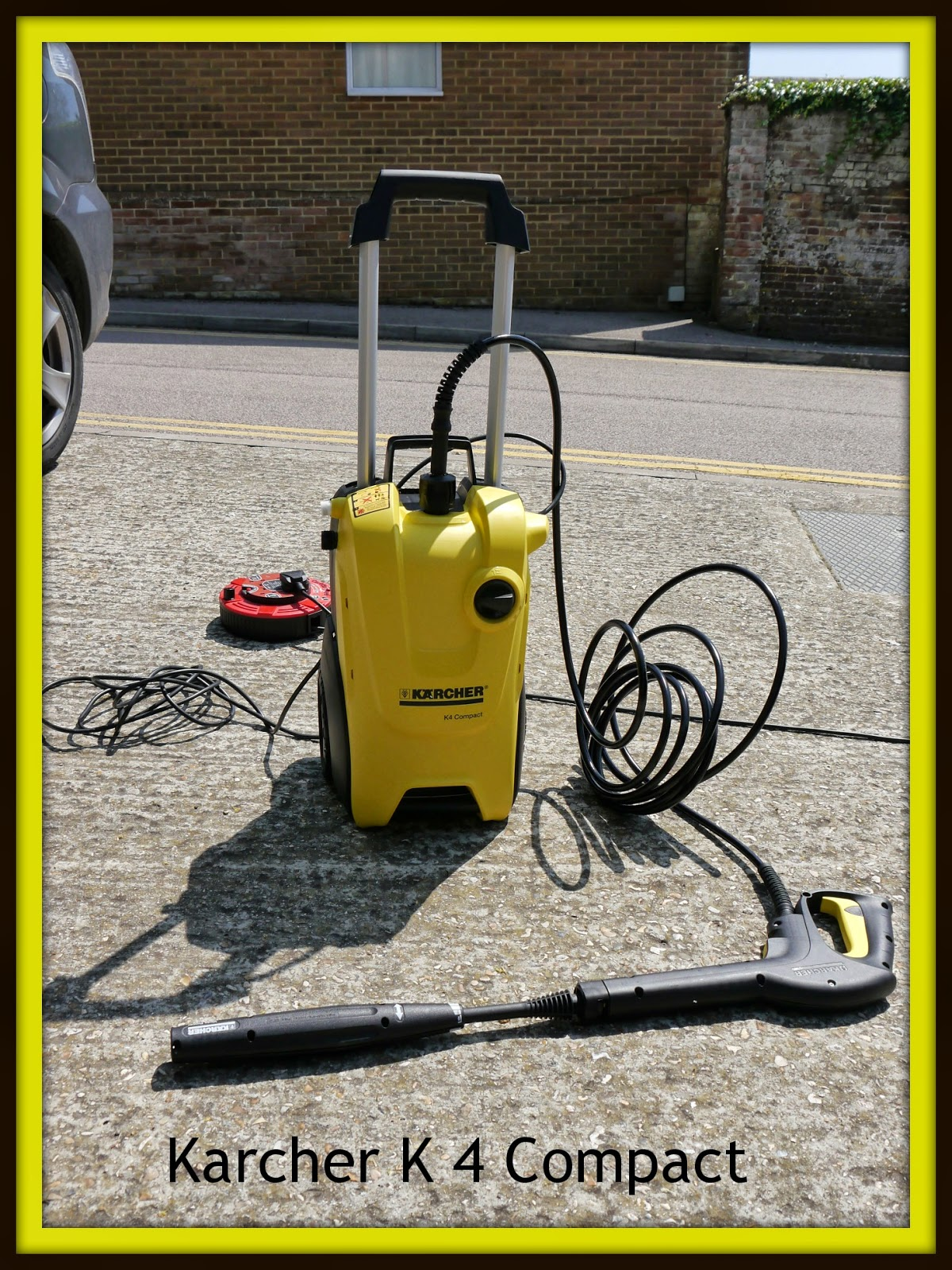 mummy from the heart review karcher k4 compact pressure washer. Black Bedroom Furniture Sets. Home Design Ideas
