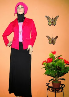 Grosir cardigan murah surabaya JKT04