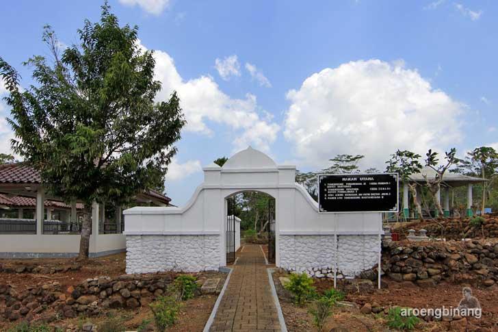 kompleks makam yudanegara ii banyumas