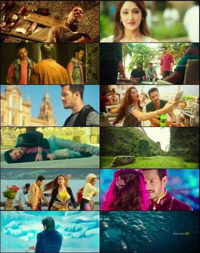 Akhil (2015) Hindi Dubbed - Telugu 300mb HDRip