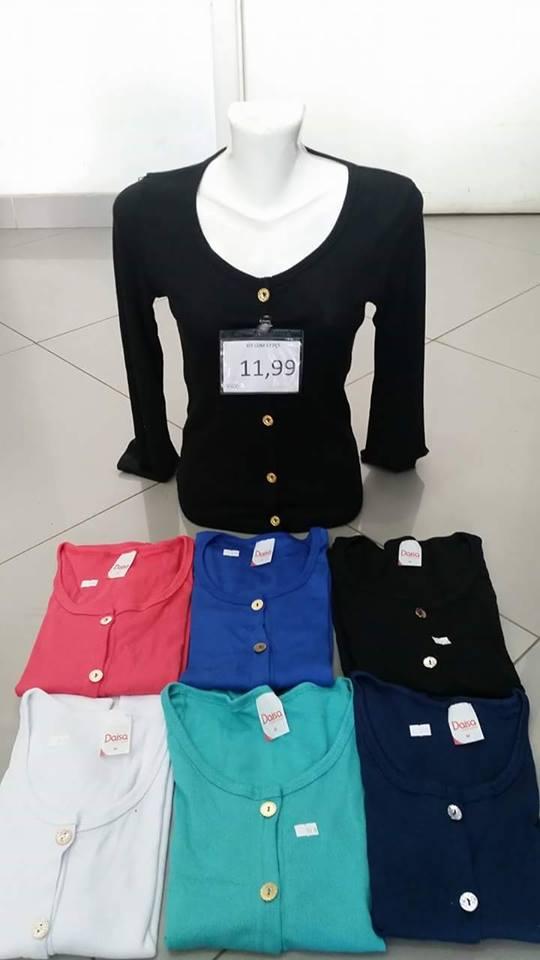 85accd572553e fornecedor de blusas de inverno baratas para lojas de preço único no brás  em são paulo