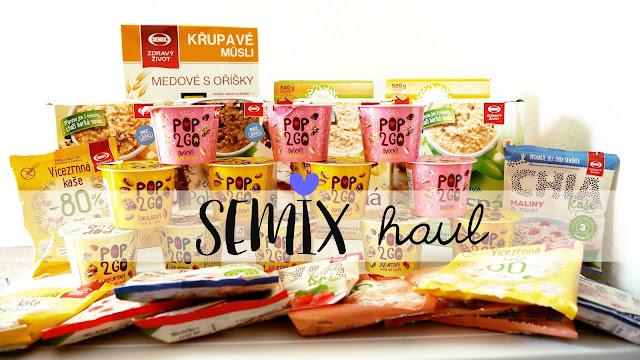 semix haul + review