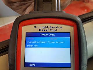 p0441 evap emission control system incorrect purge flow
