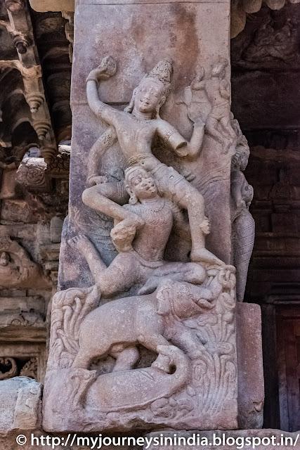 Pattadakal Gajendra Moksha