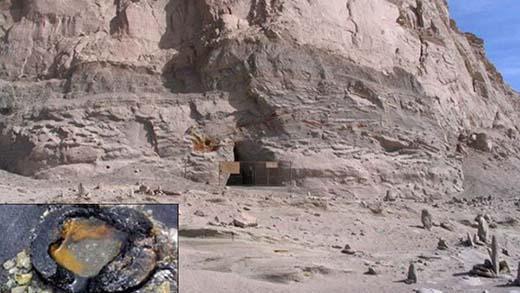 Las misteriosas tuberías de 150.000 años de antigüedad descubierto debajo de una pirámide de China