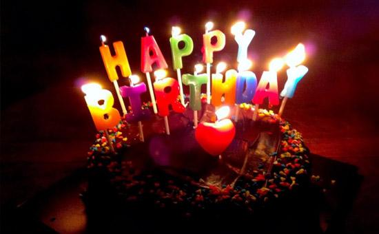 Origem bolo aniversario