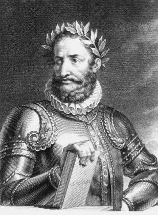 Luís de Camões por François Gérard
