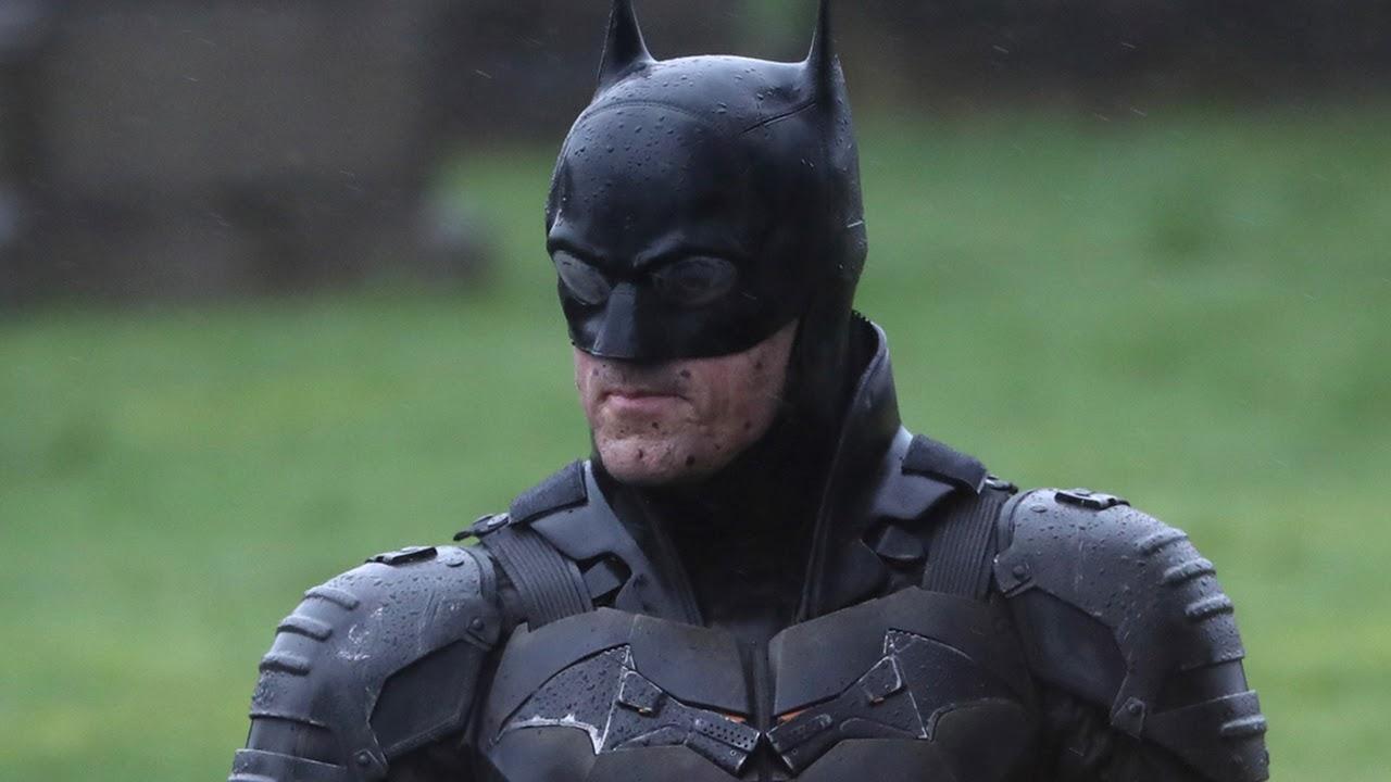 The Batman: Imagem do Batmóvel é revelada!