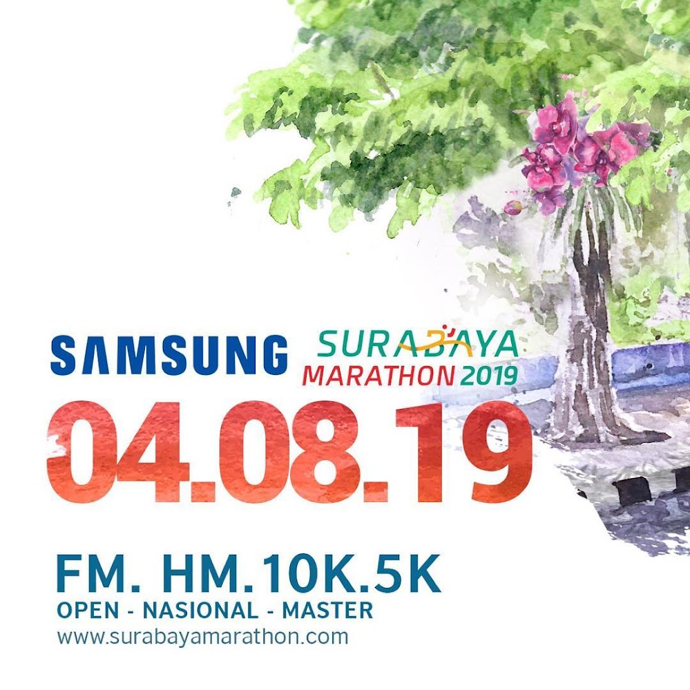 Surabaya Marathon • 2019