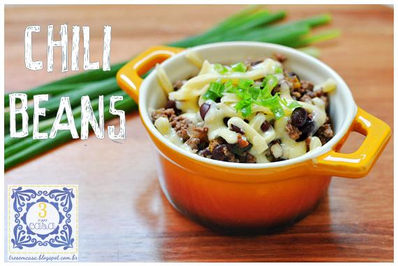 receita chili beans