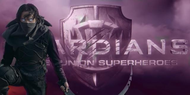 Rosyjski film o superbohaterach