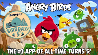 Download Game: Angry Birds 5.1.0 - Android APK