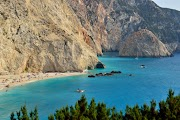 5 beautiful beaches on Lefkada island, Greece