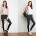 $5.99 (Reg. $9.90) + Free Ship Women's Low-Rise Skinny Ankle Jeans!