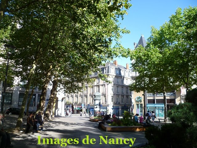 Images de Nancy