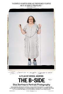 The B-Side: Elsa Dorfman's Portrait Photography (2016)
