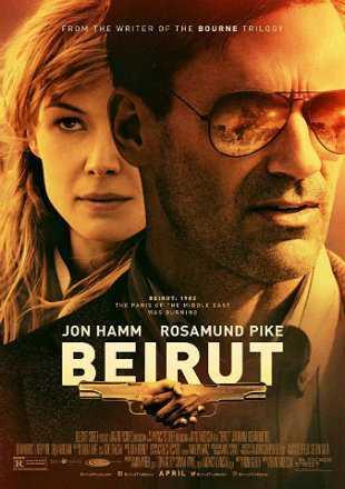 Beirut 2018 Full English Movie Download BRRip 1080p