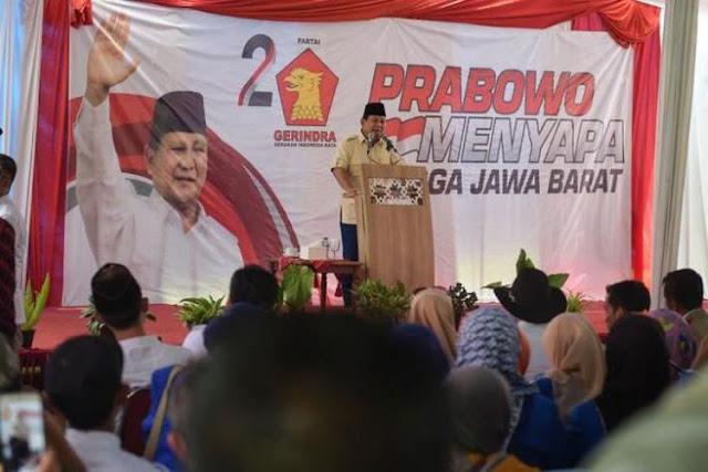 Prabowo Soroti Tingginya Pengangguran dan Maraknya TKA