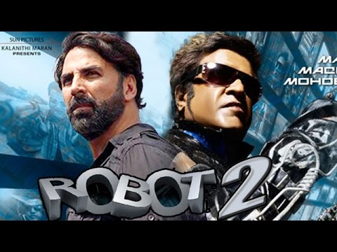 robot 2 trailer, enthiran 2 trailer, Robot 2 Official Theatrical Trailer